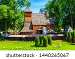 Old Wooden Church Listed On...