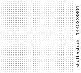 black polka dot background.... | Shutterstock .eps vector #1440338804