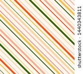 diagonal stripes seamless...   Shutterstock .eps vector #1440343811