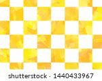 cellophane style plaid... | Shutterstock .eps vector #1440433967