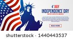happy indepandence day of... | Shutterstock .eps vector #1440443537