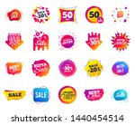sale banner. special offer... | Shutterstock .eps vector #1440454514