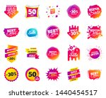 sale banner. special offer... | Shutterstock .eps vector #1440454517
