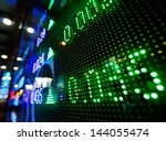 stock market price increase | Shutterstock . vector #144055474