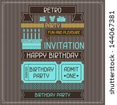 invitation card for birthday in