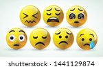 high quality icon 3d vector...   Shutterstock .eps vector #1441129874