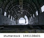 The Interior View Of The...