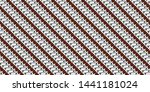 seamless pattern with abstract...   Shutterstock .eps vector #1441181024