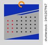 calendar vector icon and...