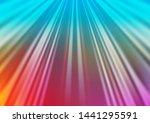 light blue  red vector backdrop ... | Shutterstock .eps vector #1441295591