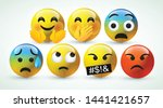 high quality icon 3d vector... | Shutterstock .eps vector #1441421657