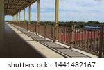 overpass for people crossing... | Shutterstock . vector #1441482167