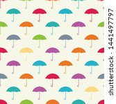 Cute Seamless Pattern Children...