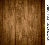 Brown Wooden Background Or...