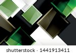 bright colorful square shape...   Shutterstock .eps vector #1441913411