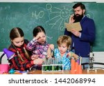 with experience comes knowledge.... | Shutterstock . vector #1442068994