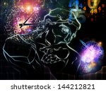 inner colors series.... | Shutterstock . vector #144212821