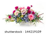 Bouquet Of Rose  Hydrangea ...