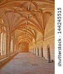 interior of the cathedral | Shutterstock . vector #144245515