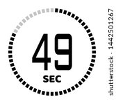 the 49 second countdown timer...