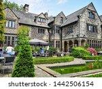 harrogate  uk   june 29  2019 ... | Shutterstock . vector #1442506154