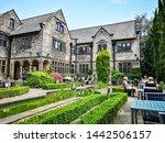 harrogate  uk   june 29  2019 ... | Shutterstock . vector #1442506157