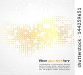 abstract template background | Shutterstock .eps vector #144259651
