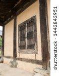 Yeongcheon hyanggyo in Yeongcheon-si, South Korea. Hyeonggyo is a school of Joseon Dynasty.