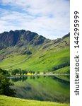 Lake Buttermere  Lake District...