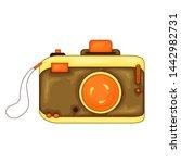 cartoon illustration of the... | Shutterstock . vector #1442982731