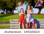 group of two happy adorable... | Shutterstock . vector #144320614