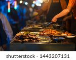 Stock Image Of Chef Cook The...