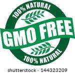 100,badge,bio,control,dnk,drink,eco,emblem,environment,farm,food,free,fruit,genetically,gmo