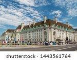 county hall  shrek london...   Shutterstock . vector #1443561764