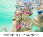 Family Underwater Portrait  ...