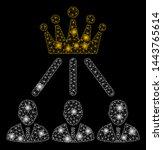 bright mesh administration... | Shutterstock .eps vector #1443765614