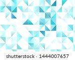 light vector background with... | Shutterstock .eps vector #1444007657