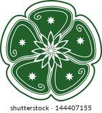peyote cactus  mexico  native...   Shutterstock .eps vector #144407155