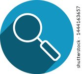 magnifier or search icon in...