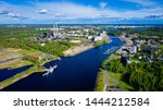 Oulu Finland Aerial  landscape photos