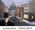 Ebenezer Scrooge Walks The...
