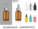 mock up realistic dropper...   Shutterstock .eps vector #1444347671