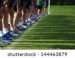 start of children's running race | Shutterstock . vector #144463879