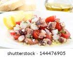 Healthy Octopus Salad ...