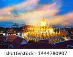 beautiful sunrise wat...   Shutterstock . vector #1444780907