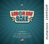 Labor Day Sale American Signs...