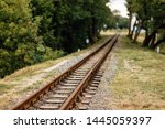 Old  Rusty  Abandoned Railway...