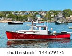 Harbor At Stonington  Maine ...