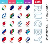 Flags Of The Nations...