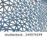 architectural background with... | Shutterstock . vector #144574199